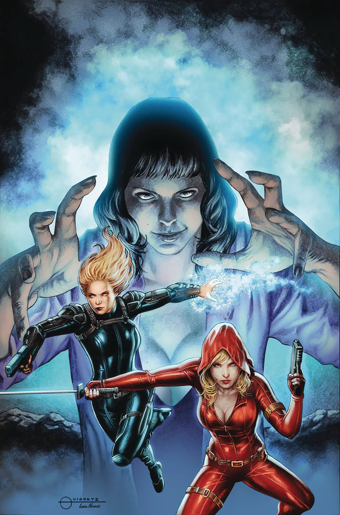 Red Agent: Island of Dr Moreau #5 (2020)