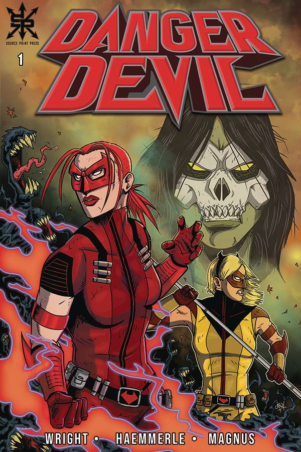 Danger Devil #1 (2020)