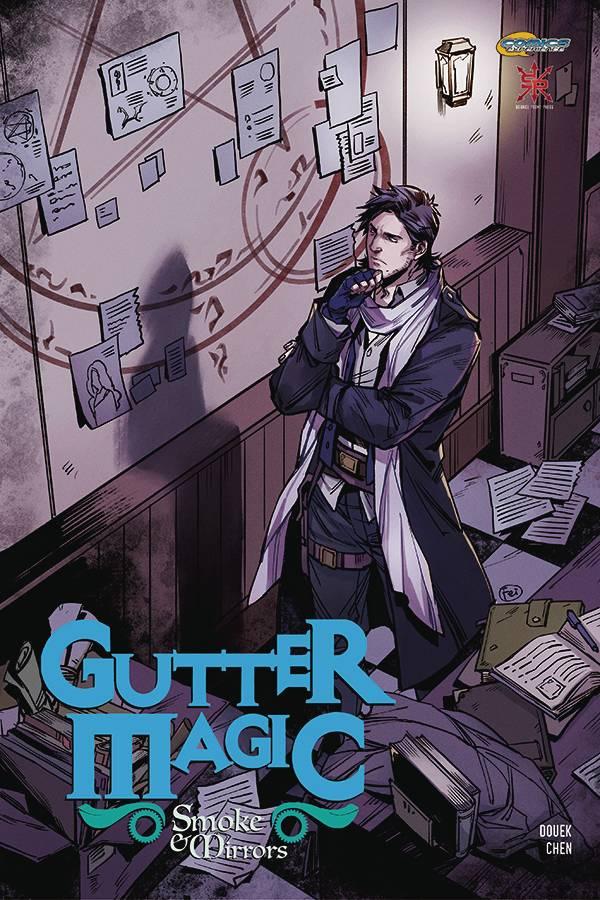Gutter Magic: Smoke & Mirrors #2 (2020)