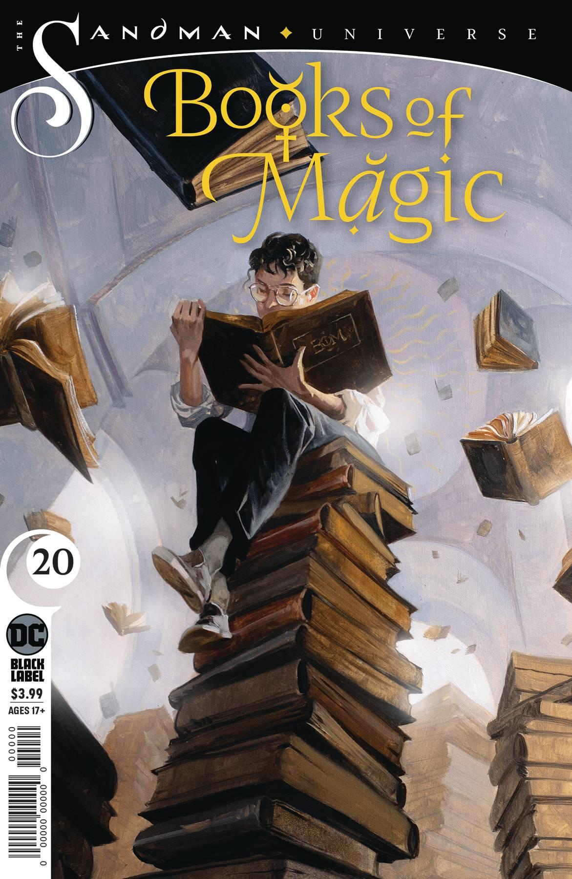 Books Of Magic #20 (2020)