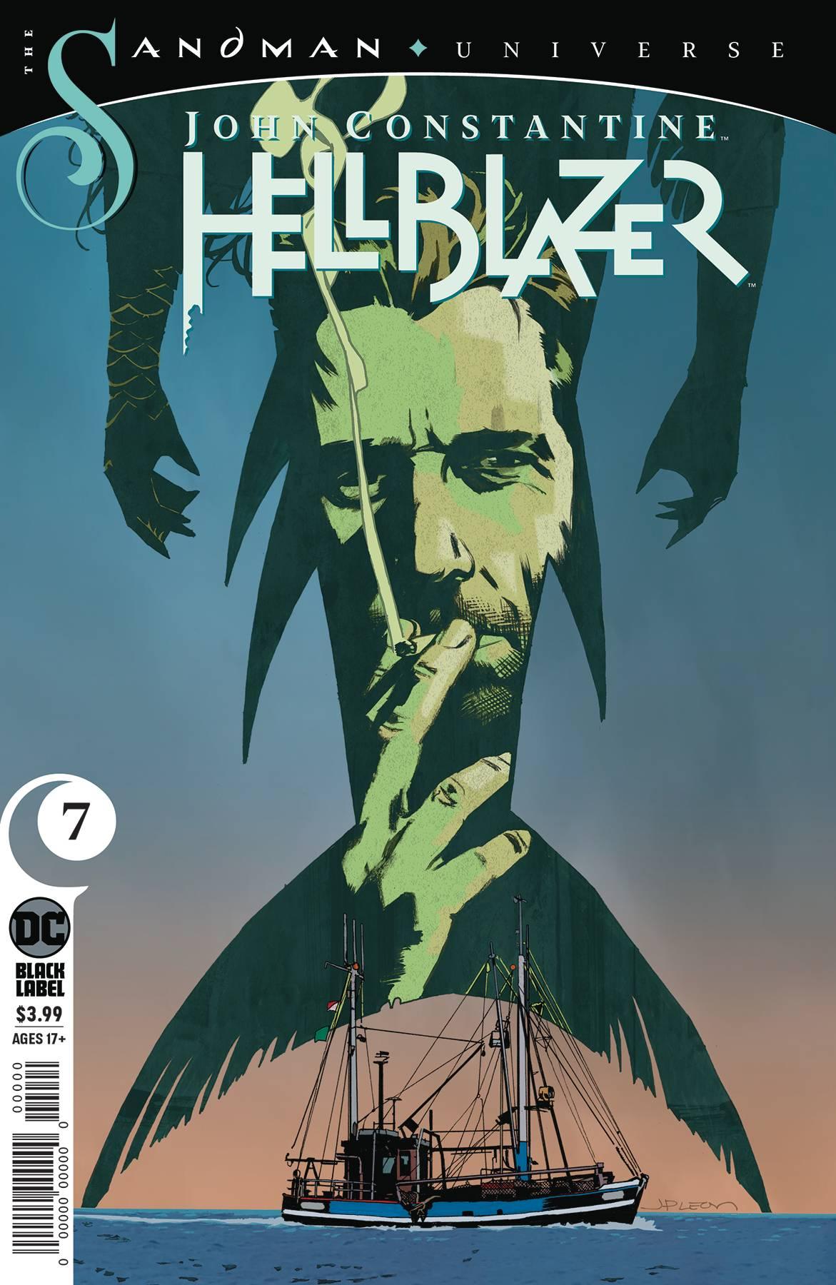 John Constantine Hellblazer #7 (2020)