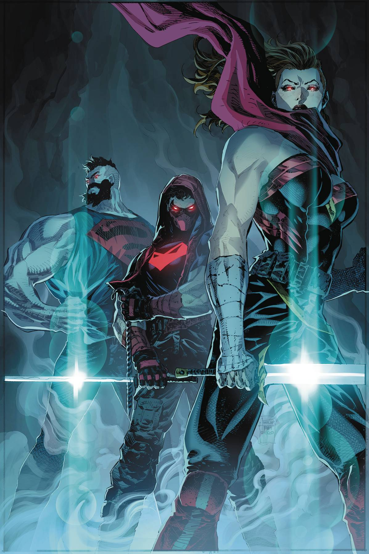 Red Hood and the Outlaws #46 (2020)
