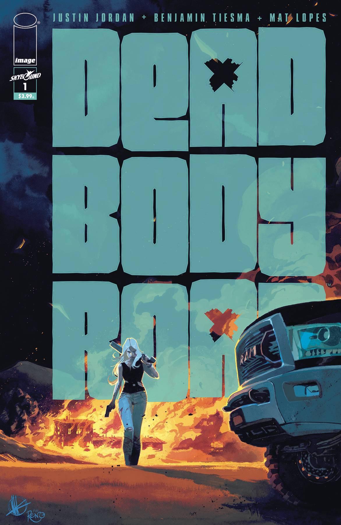 Dead Body Road: Bad Blood #1 (2020)