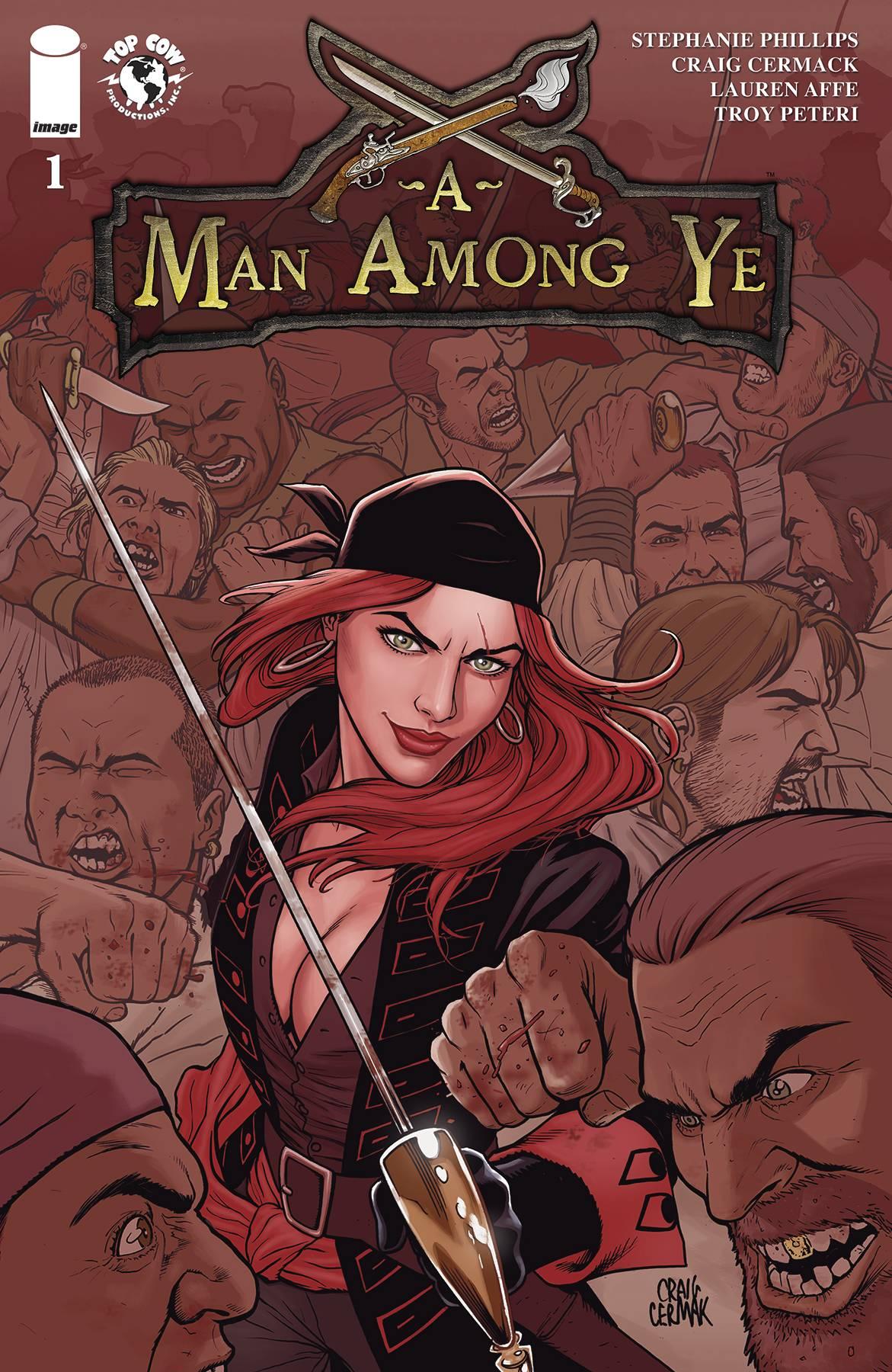 A Man Among Ye #1 (2020)
