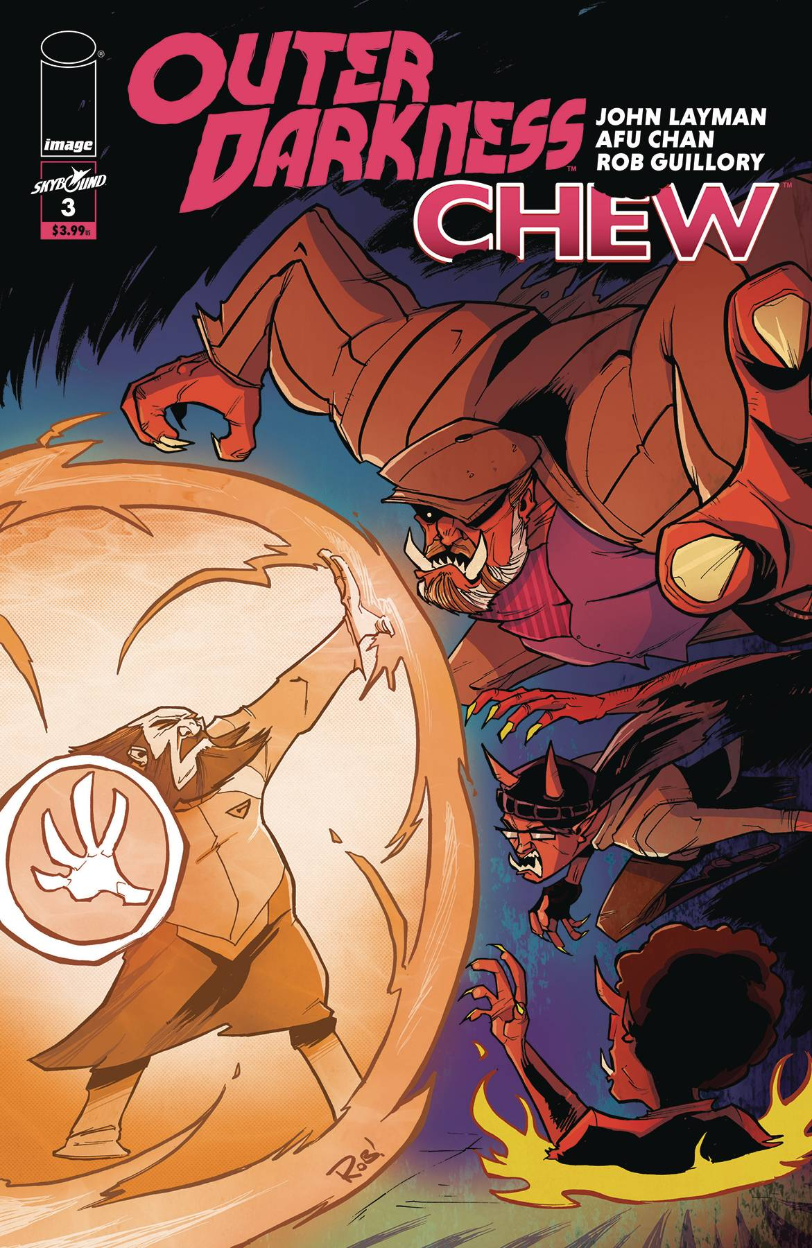 Outer Darkness/Chew #3 (2020)