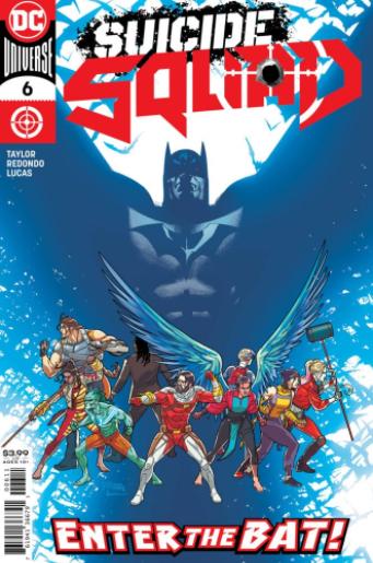 Suicide Squad #6 (2020)