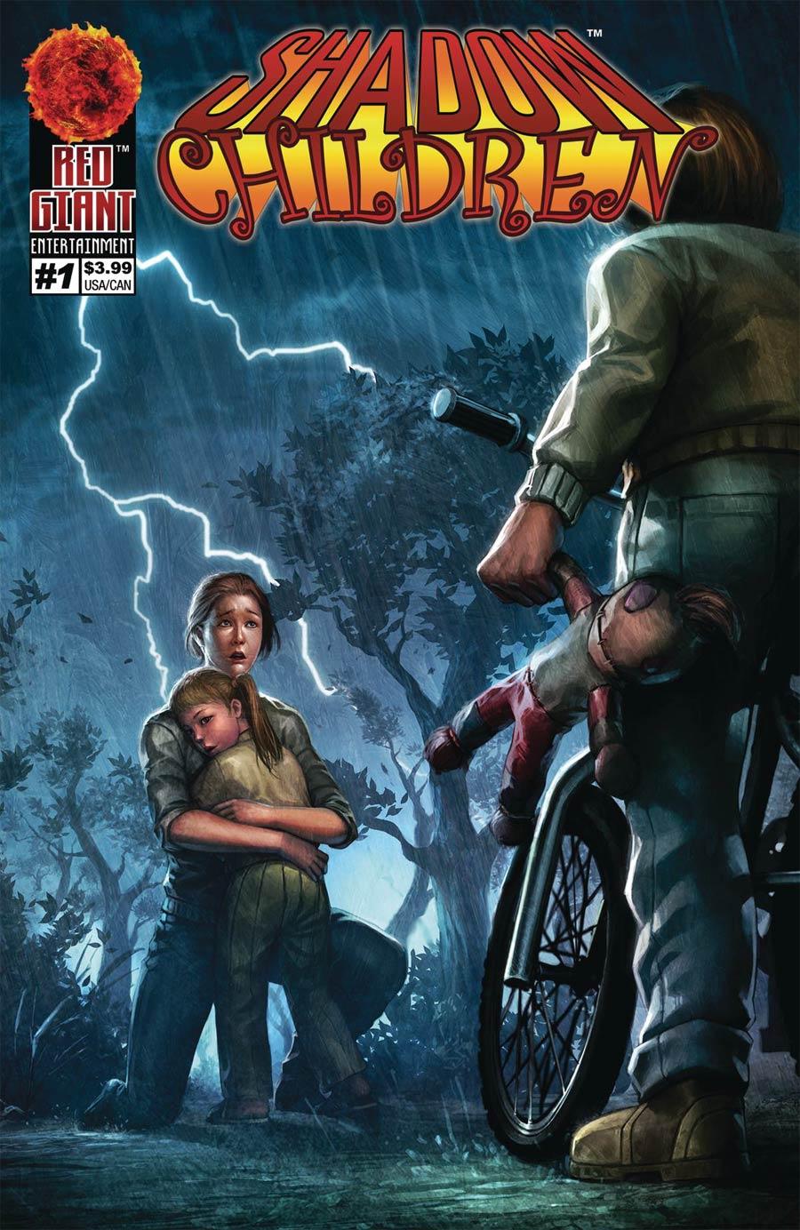 Shadow Children #1 (2020)