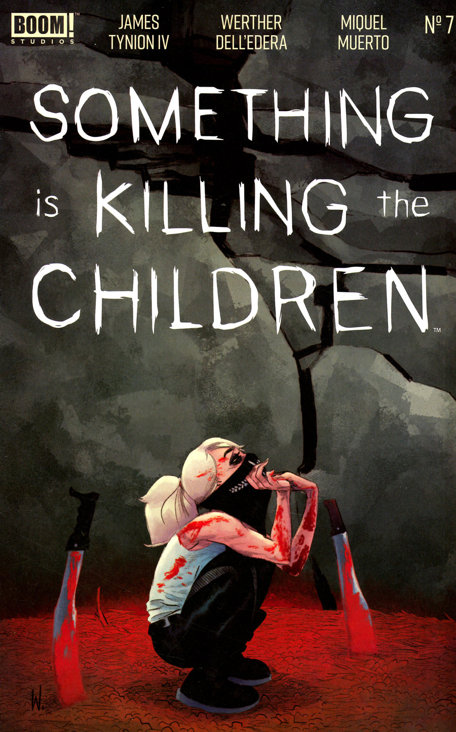 Something Is Killing The Children #7 (2020)