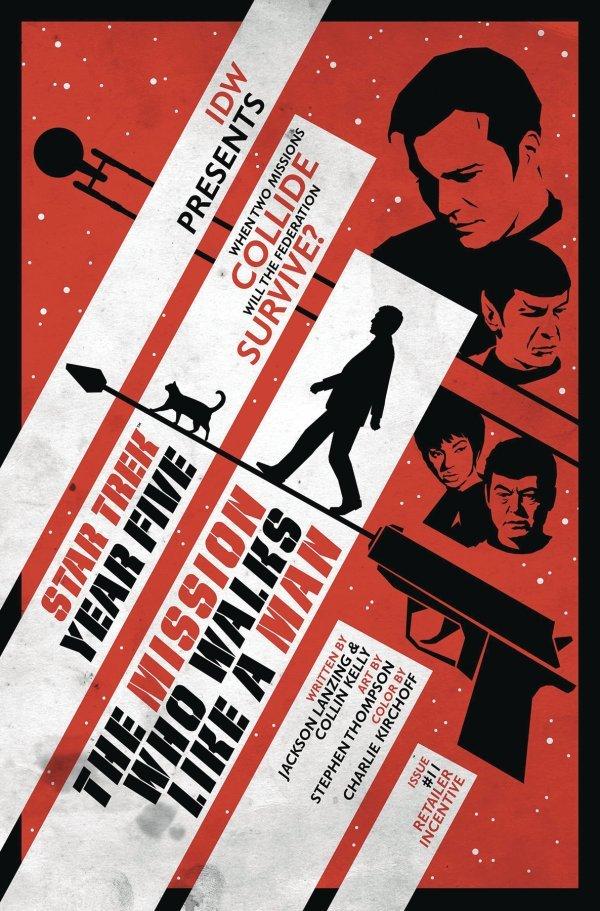 Star Trek: Year Five #11 (2020)