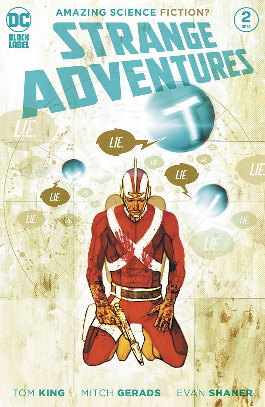 Strange Adventures #2 (2020)