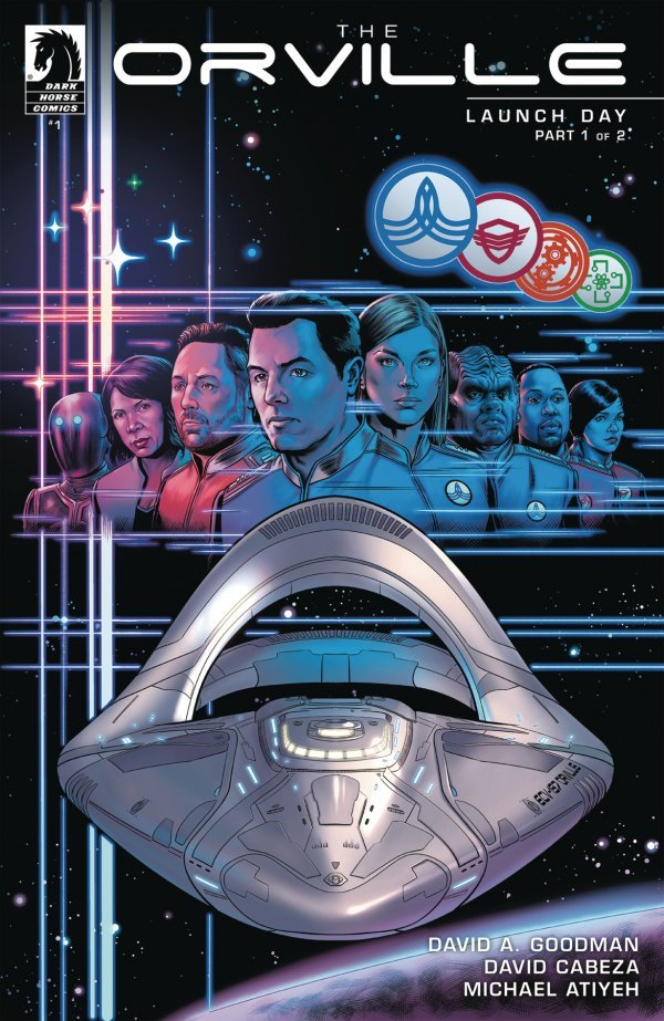The Orville: Launch Day #1
