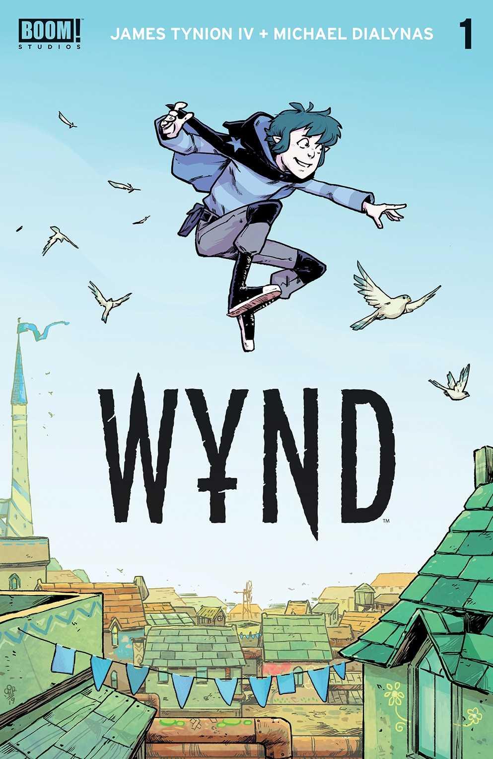 WYND #1 (2020)