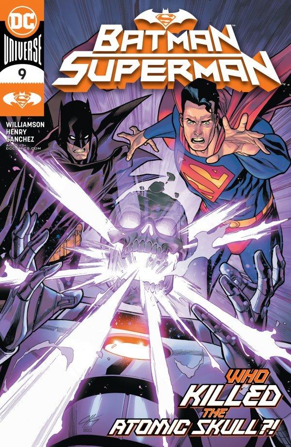 Batman / Superman #9 (2020)