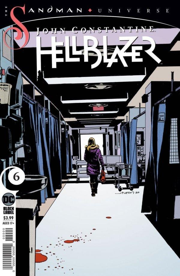 John Constantine Hellblazer #6 (2020)