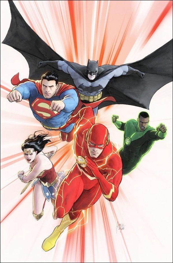 Justice League #47 (2020)