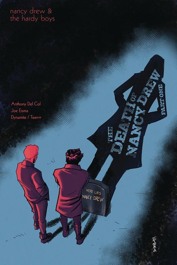 Nancy Drew & The Hardy Boys: The Death Of Nancy Drew #1 (2020)