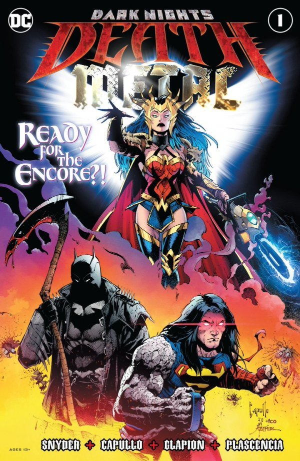 Dark Nights: Death Metal #1 (2020)