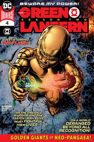 Green Lantern Season 2 #4 (2020)