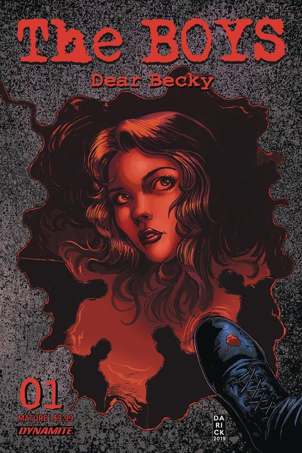 The Boys: Dear Becky #1 (2020)