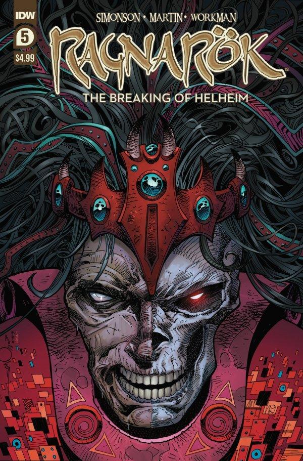 Ragnarok: The Breaking Of Helheim #5 (2020)