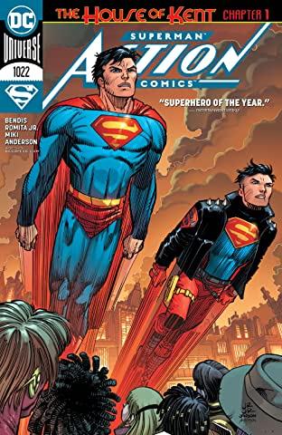 Action Comics #1022 (2020)