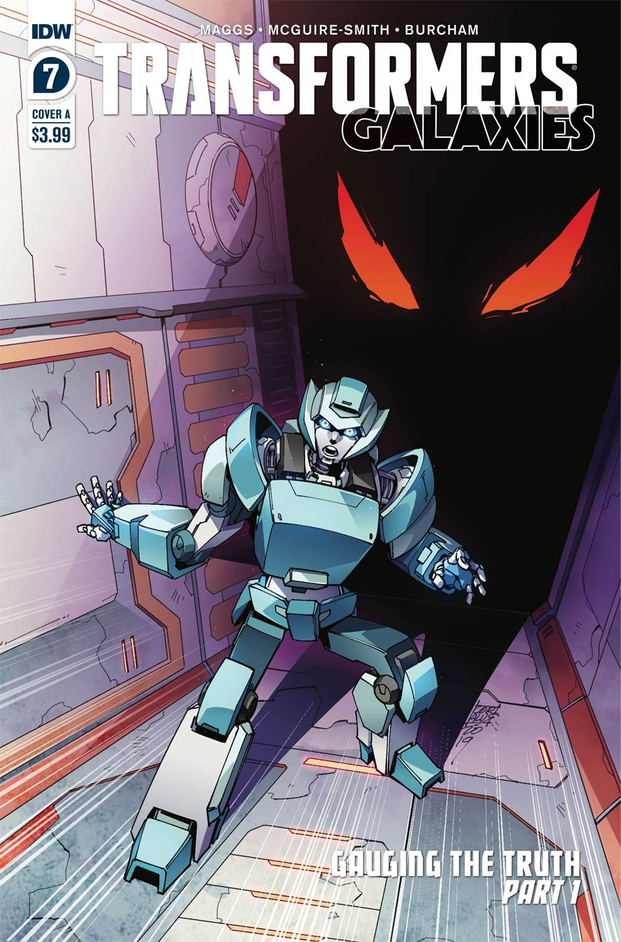 Transformers: Galaxies #7 (2020)