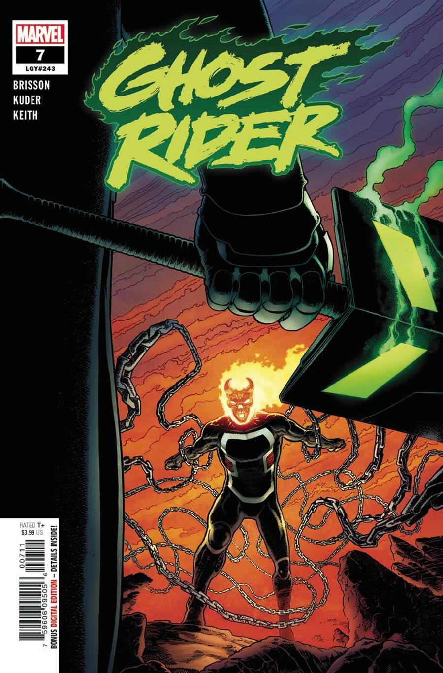 Ghost Rider #7 (2020)