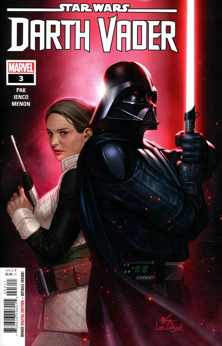 Star Wars: Darth Vader #3 (2020)