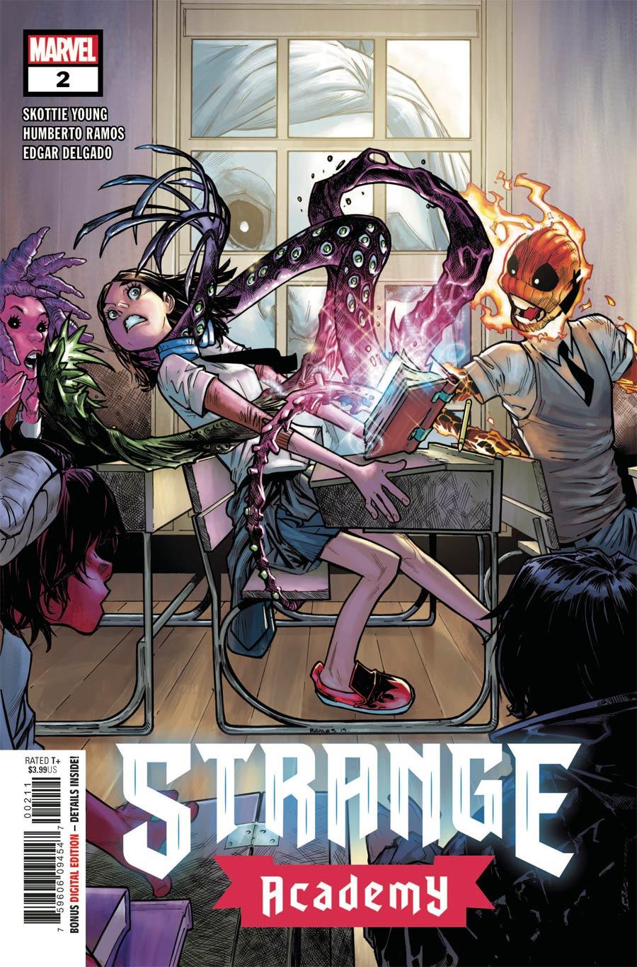Strange Academy #2 (2020)