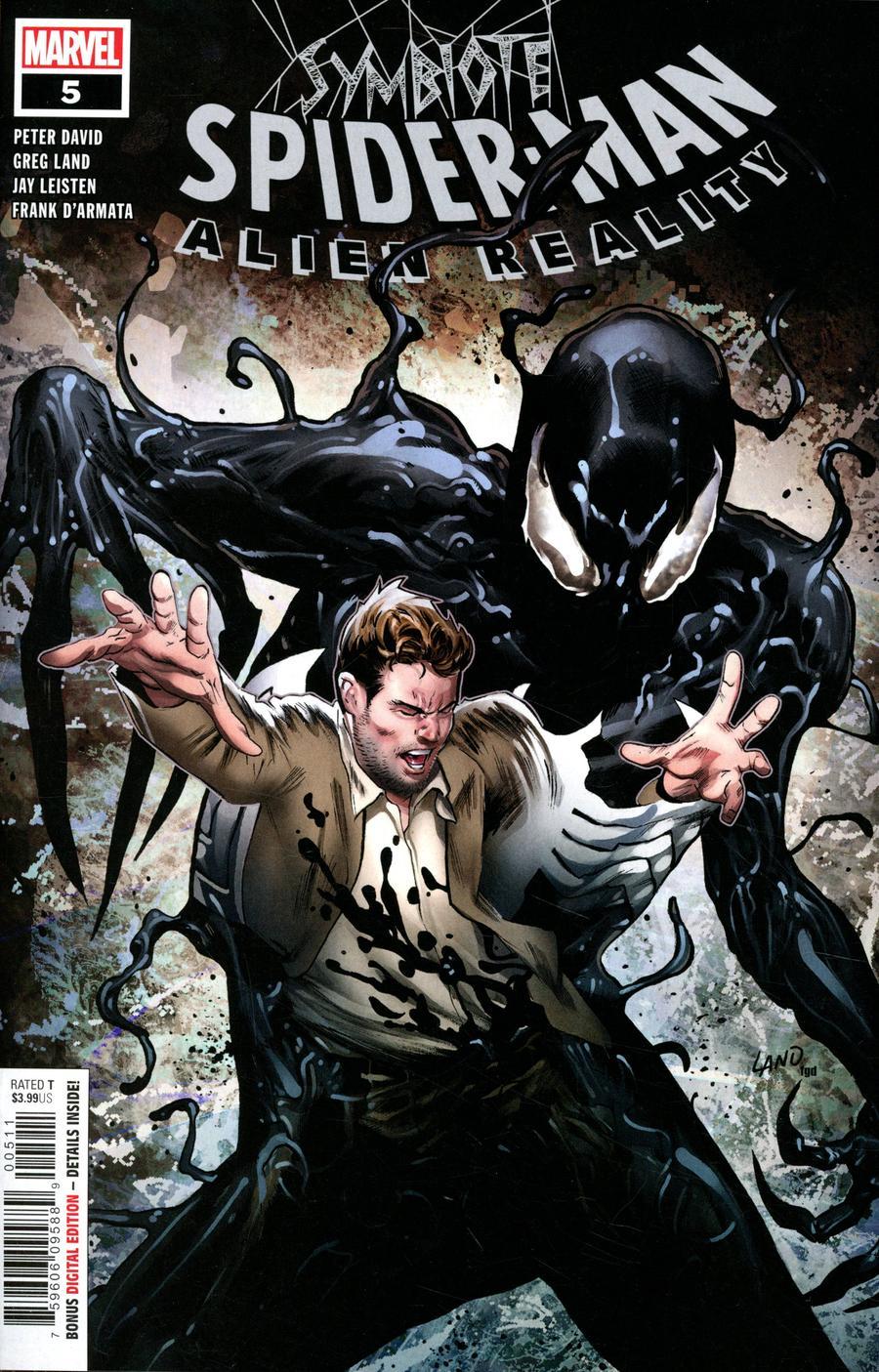 Symbiote Spider-Man: Alien Reality #5 (2020)