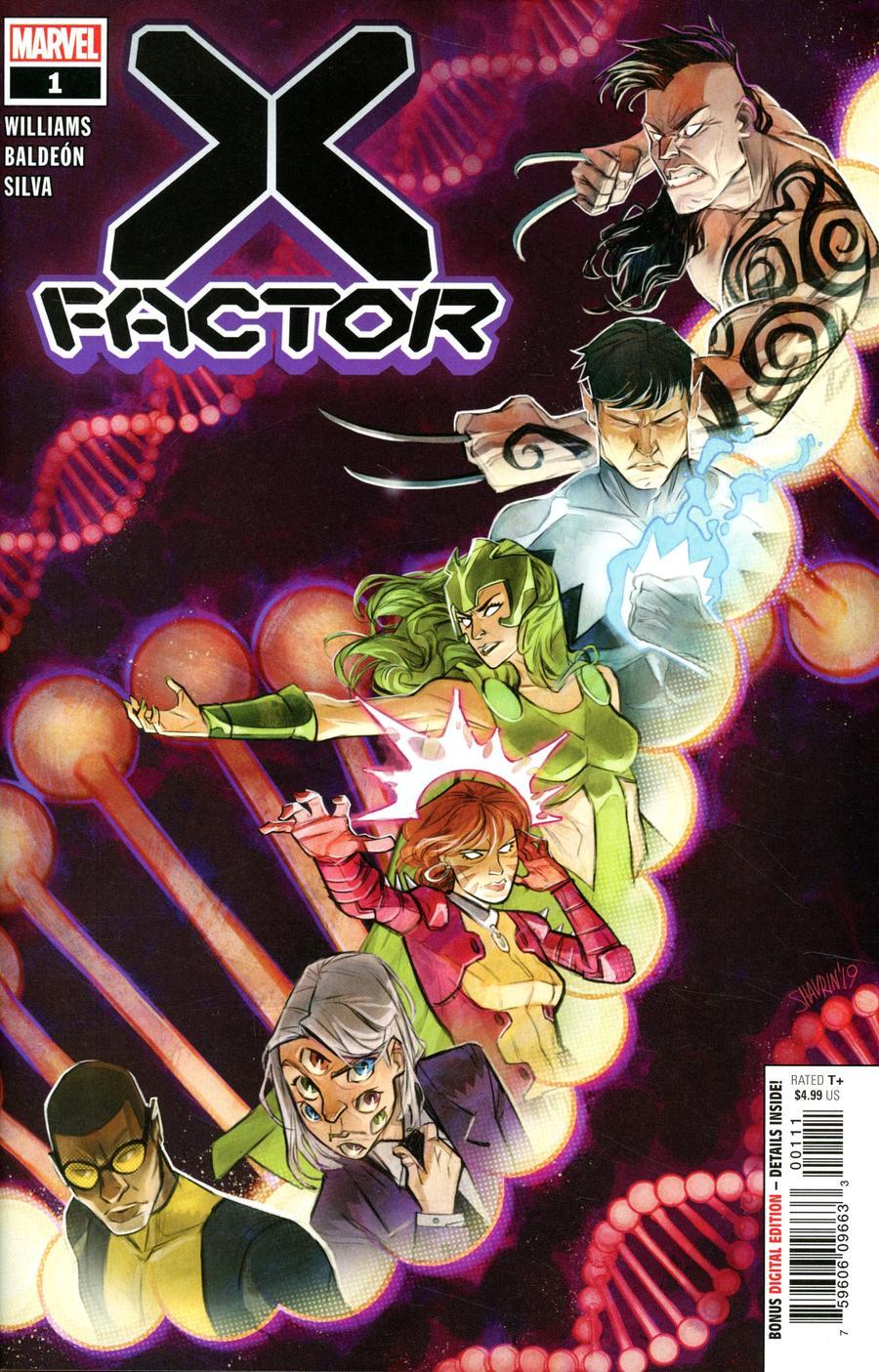 X-Factor #1 (2020)