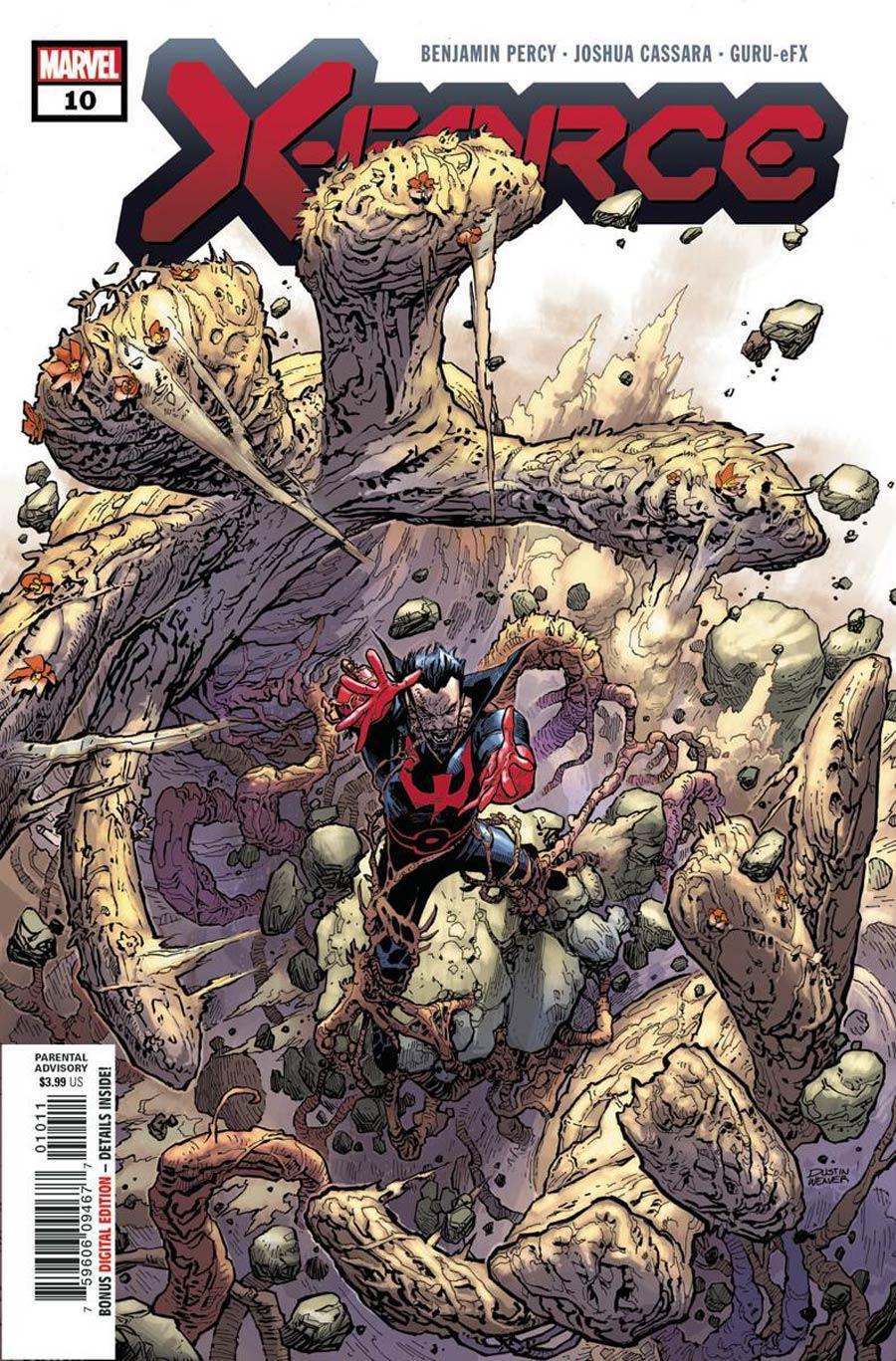 X-Force #10 (2020)
