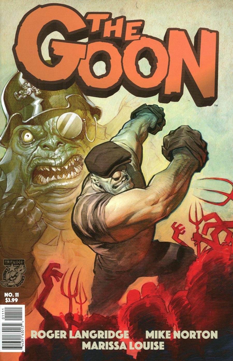 The Goon #11 (2020)