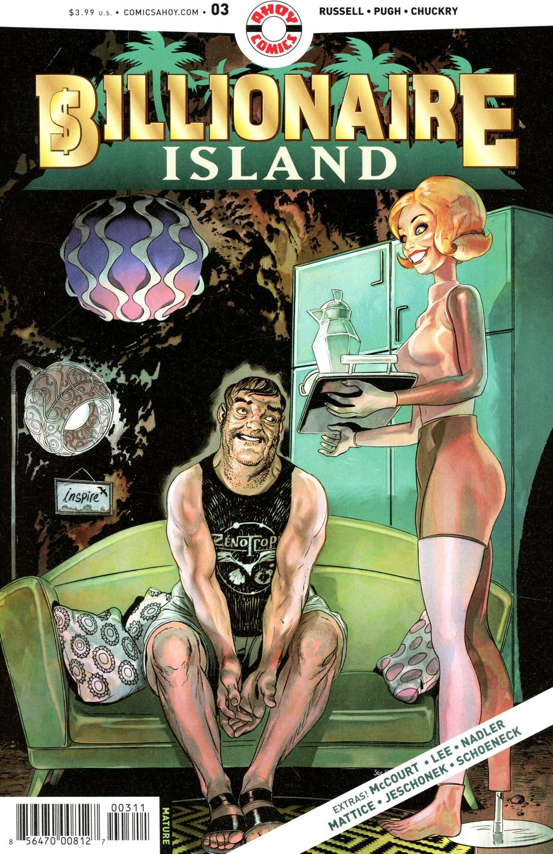 Billionaire Island #3 (2020)