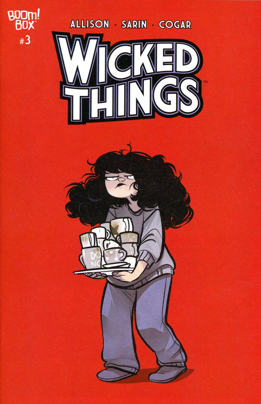 Wicked Things #3 (2020)