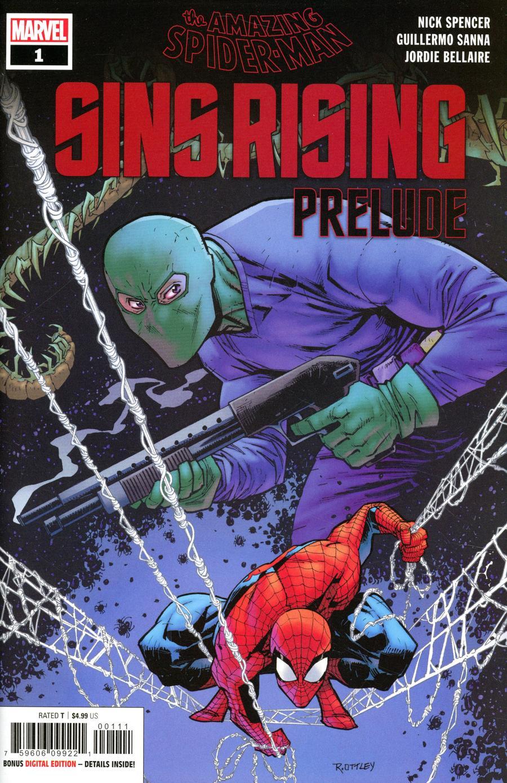 Amazing Spider-Man: Sins Rising Prelude #1 (2020)