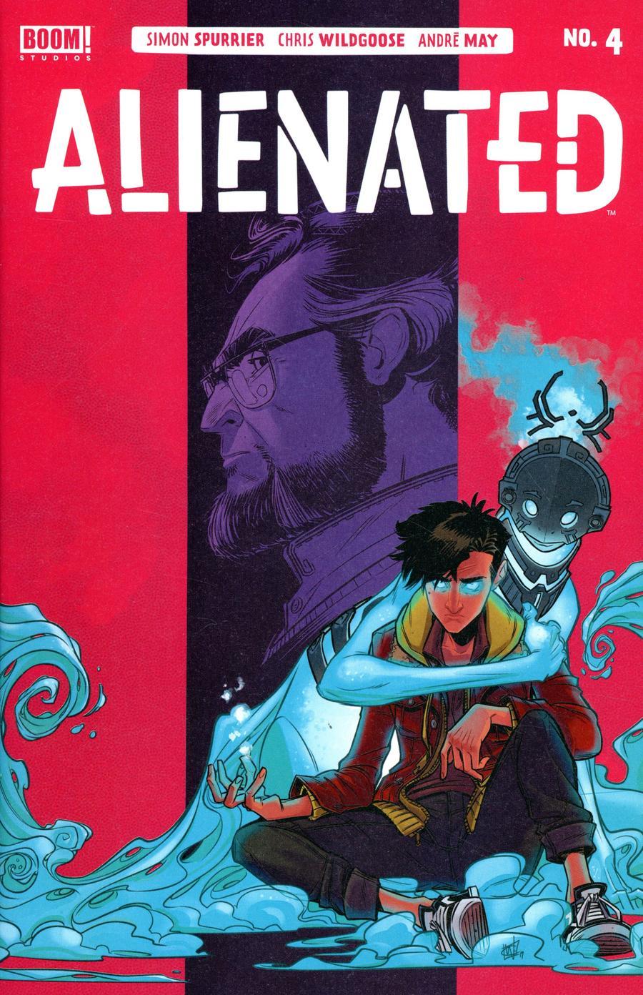 Alienated #4 (2020)