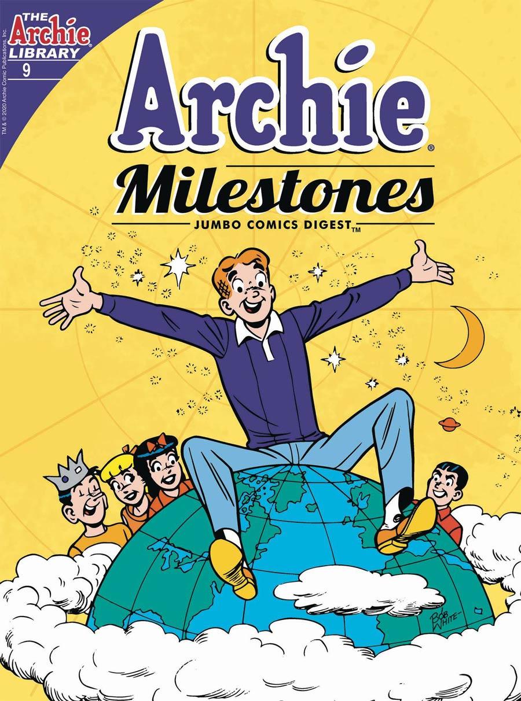 Archie Milestones Jumbo Comics Digest #9 (2020)