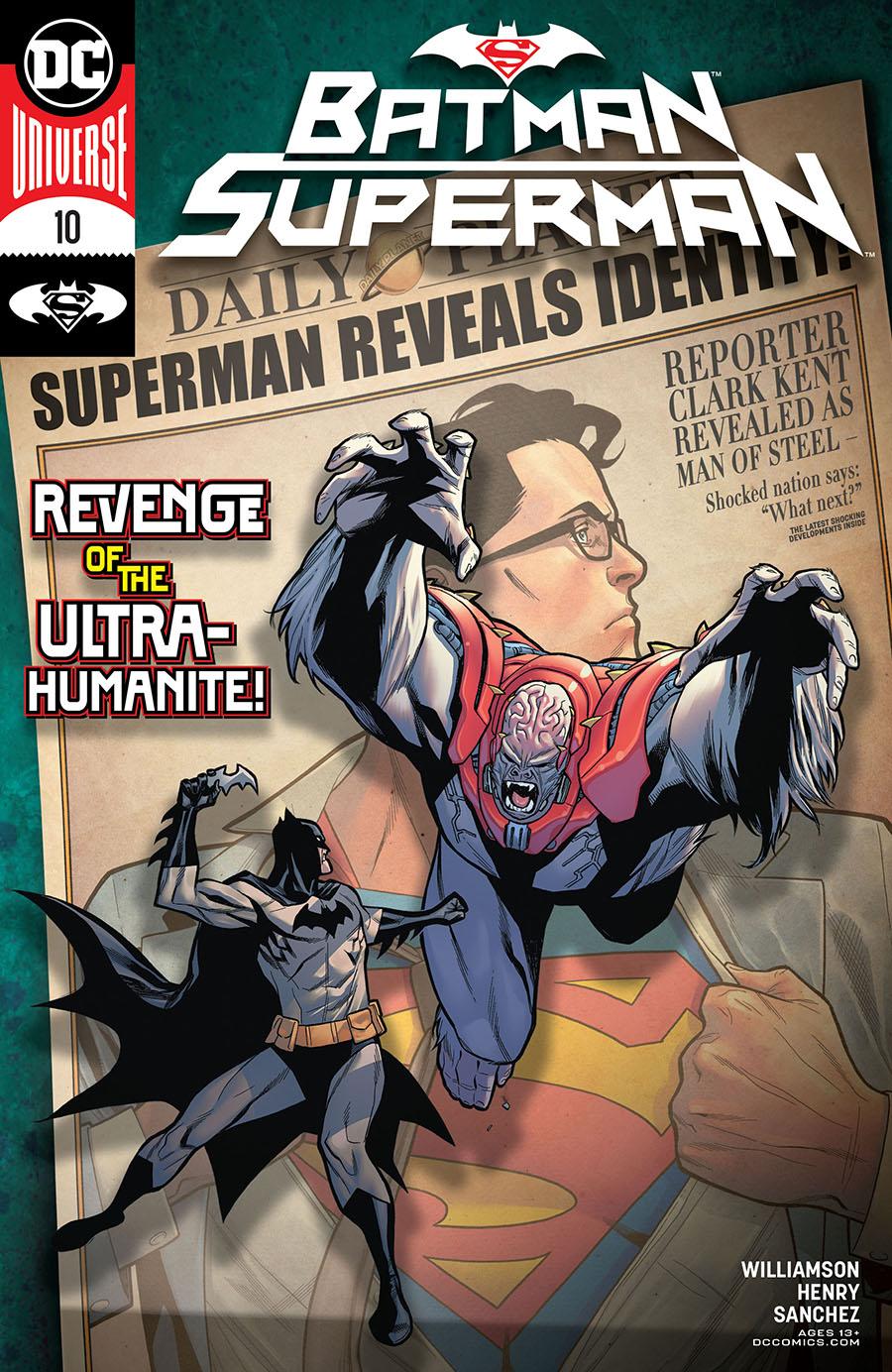 Batman / Superman #10 (2020)