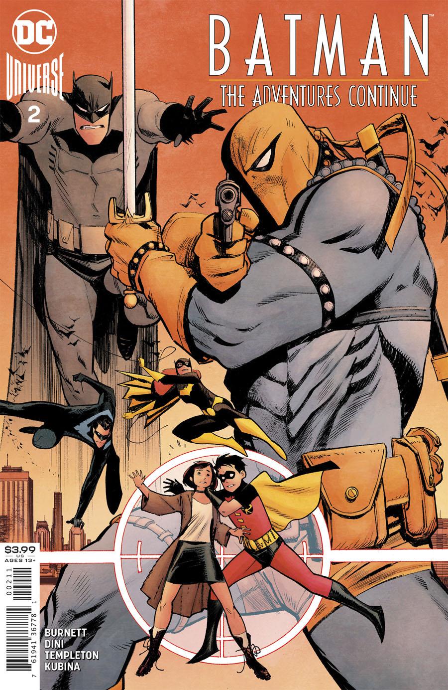 Batman: The Adventures Continue #2 (2020)