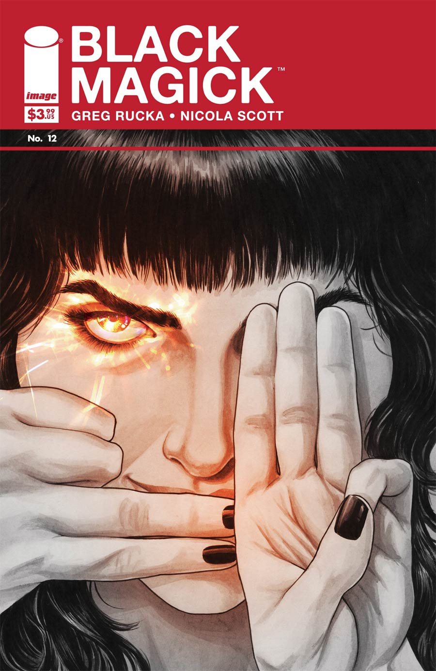 Black Magick #12 (2020)