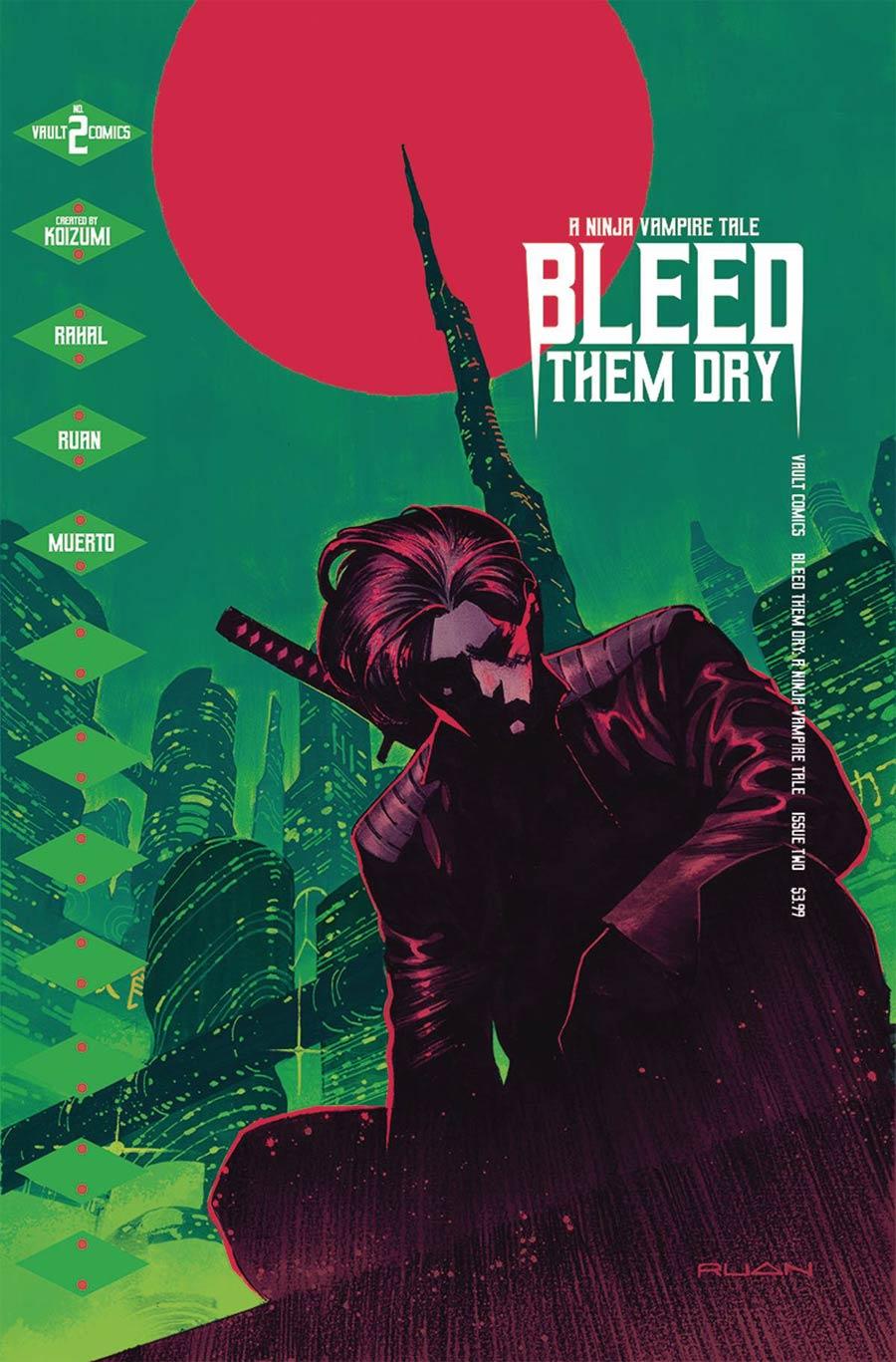 Bleed Them Dry #2 (2020)