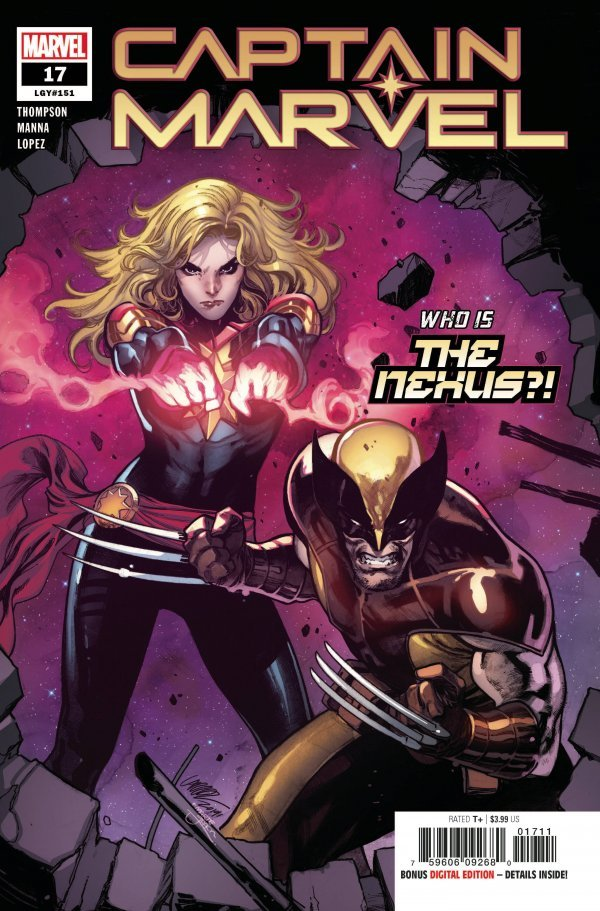 Captain Marvel #17 (2020)