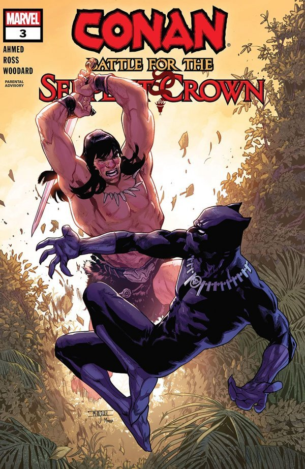 Conan: Battle For Serpent Crown #3 (2020)
