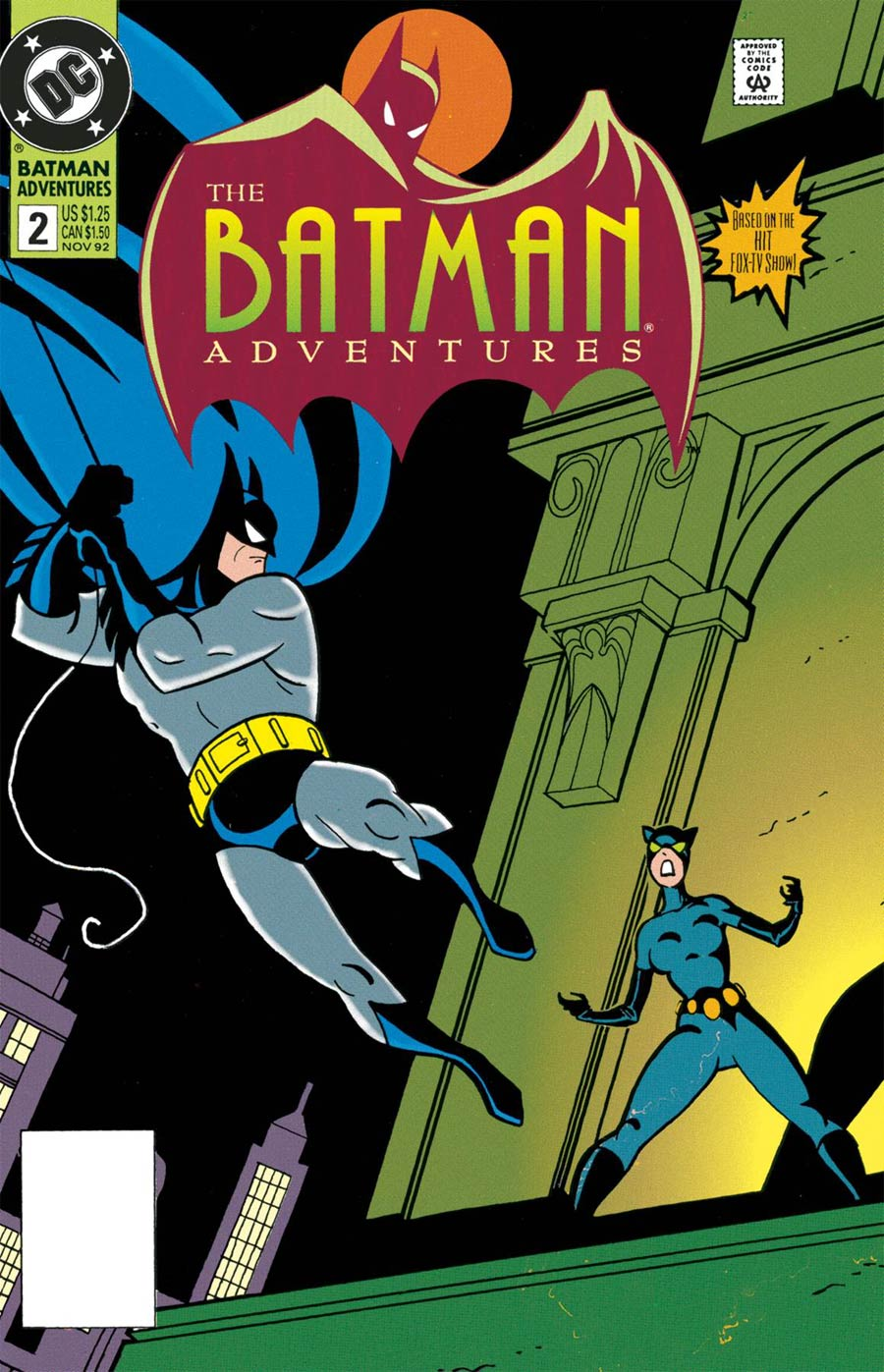 DC Classics: Batman Adventures #2 (2020)