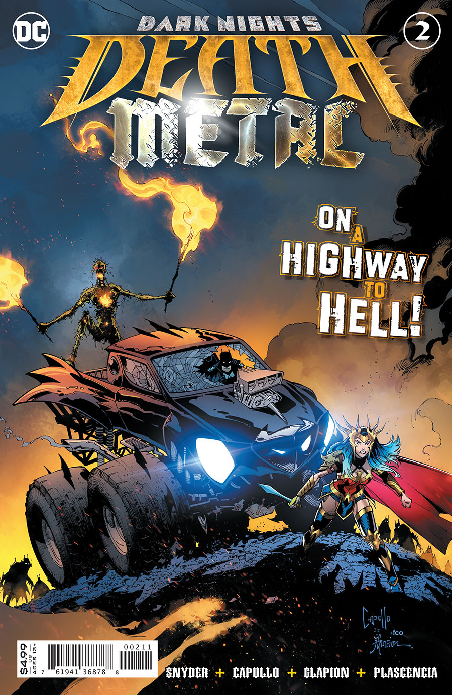 Dark Nights: Death Metal #2 (2020)