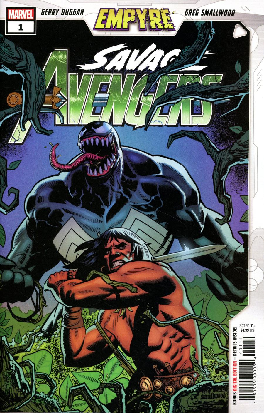 Empyre: Savage Avengers #1 (2020)