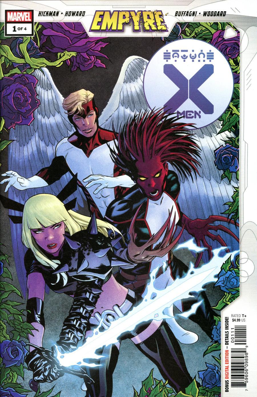 Empyre: X-Men #1 (2020)
