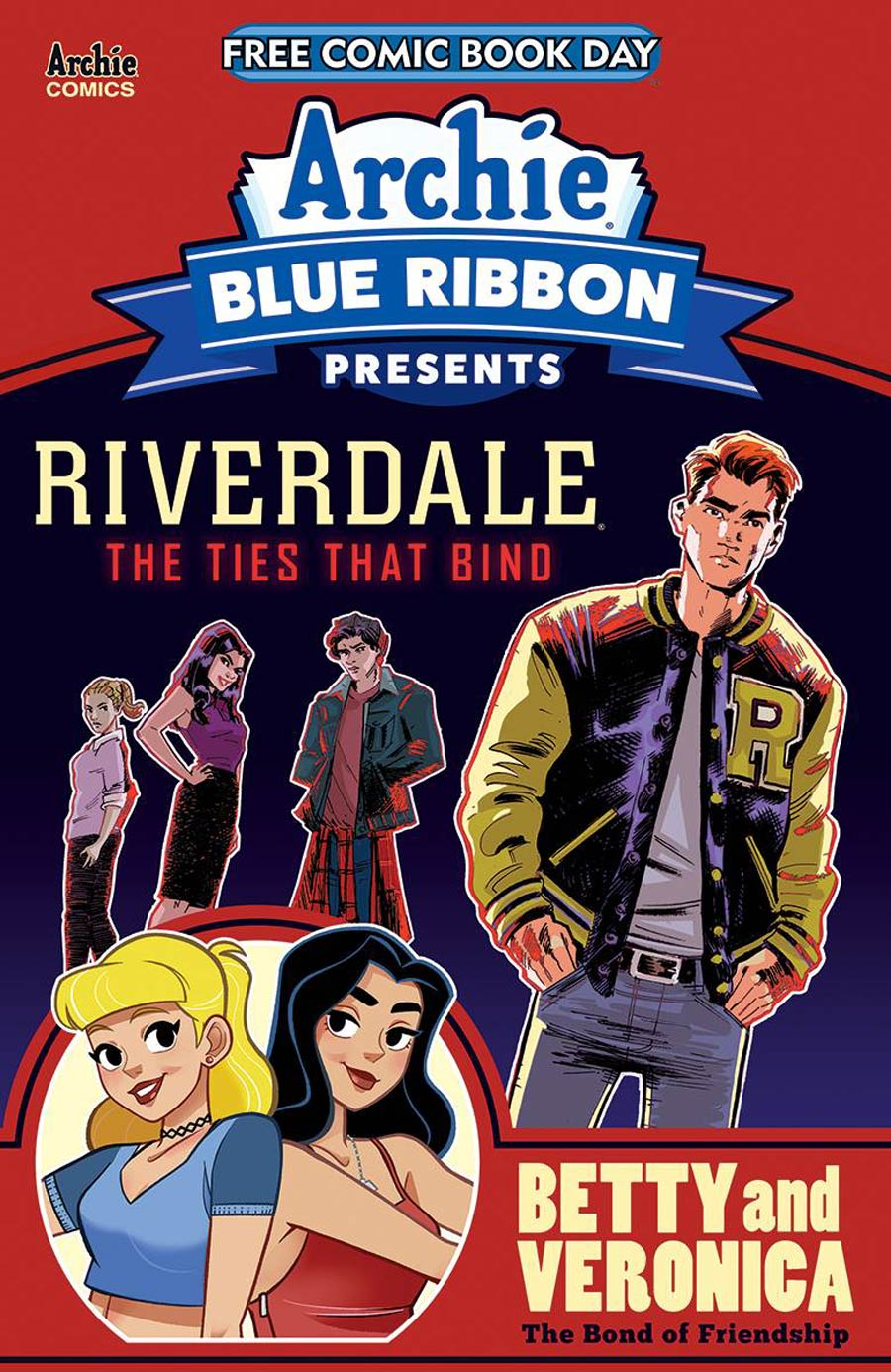 FCBD 2020 Archie Blue Ribbon Presents #1 (2020)