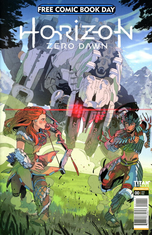 FCBD 2020 Horizon: Zero Dawn #1 (2020)